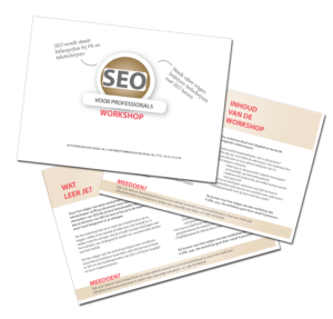 workshops SEO SEA